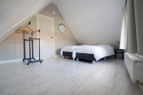 Slaapkamer 1 't Feintshus