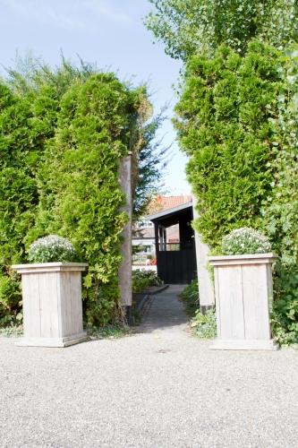 Entree vakantiehuis 't Feintshus (1)